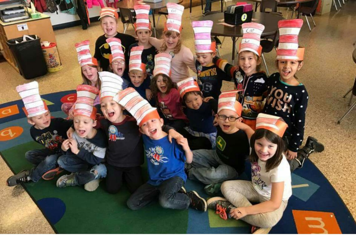 Cat in the Hat project